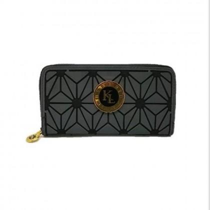 Fashion Wallet Zip 001 - Multi Colour