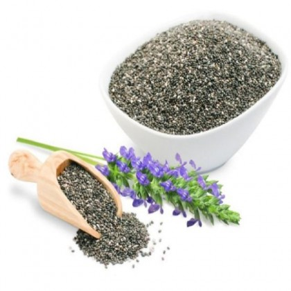 Radiant Organic Chia Seed 200g