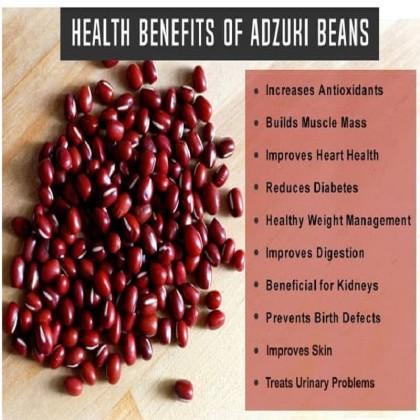 Radiant Organic Adzuki Beans 500g