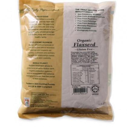 Radiant Organic Flaxseed 500g