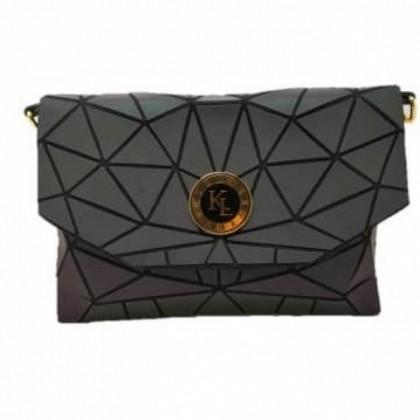 Fashion Clutch Bag 002 - Multi Colour