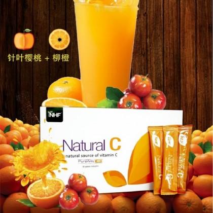 NHF Natural C (30 sachets)