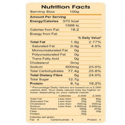 Radiant Organic Choco Shells 250g