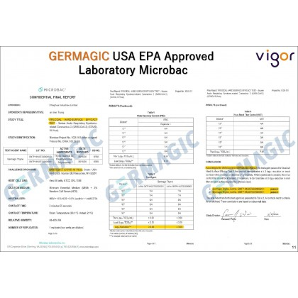 Germagic Thyme Disinfection 百里香消毒喷雾 300ml